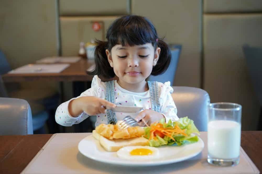 3 Sumber Nutrisi Penting Tingkatkan Daya Tahan Tubuh Anak