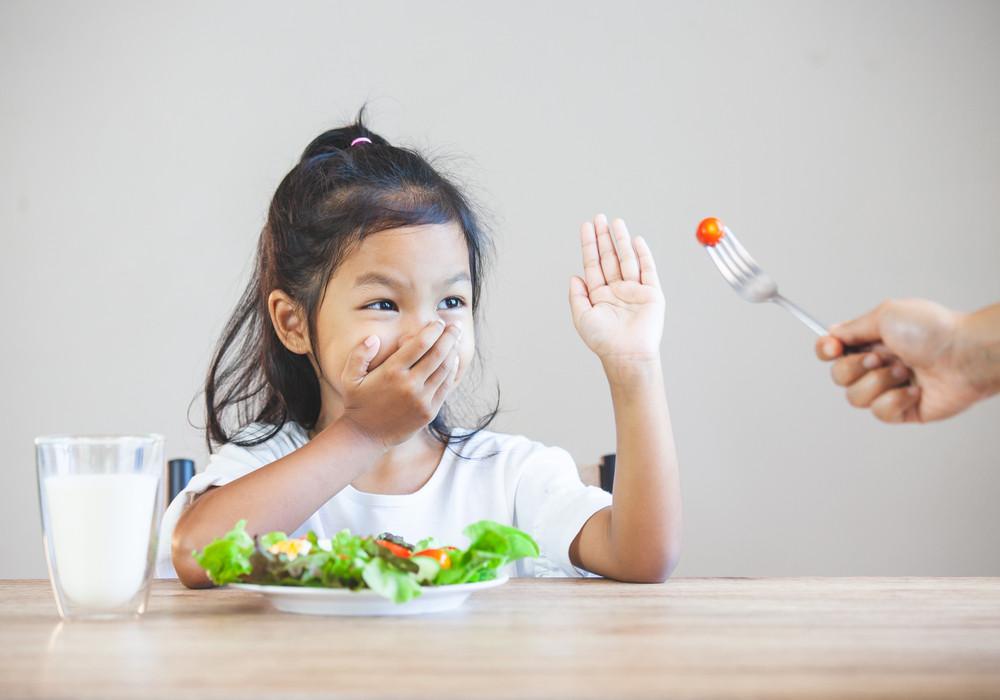 Penting! Tetap Jaga Nutrisi si Kecil yang Susah Makan