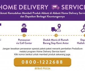Syarat & Ketentuan Home Delivery Service