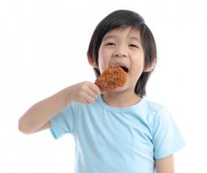 Dampak Negatif Makanan Cepat Saji bagi Kesehatan si Kecil