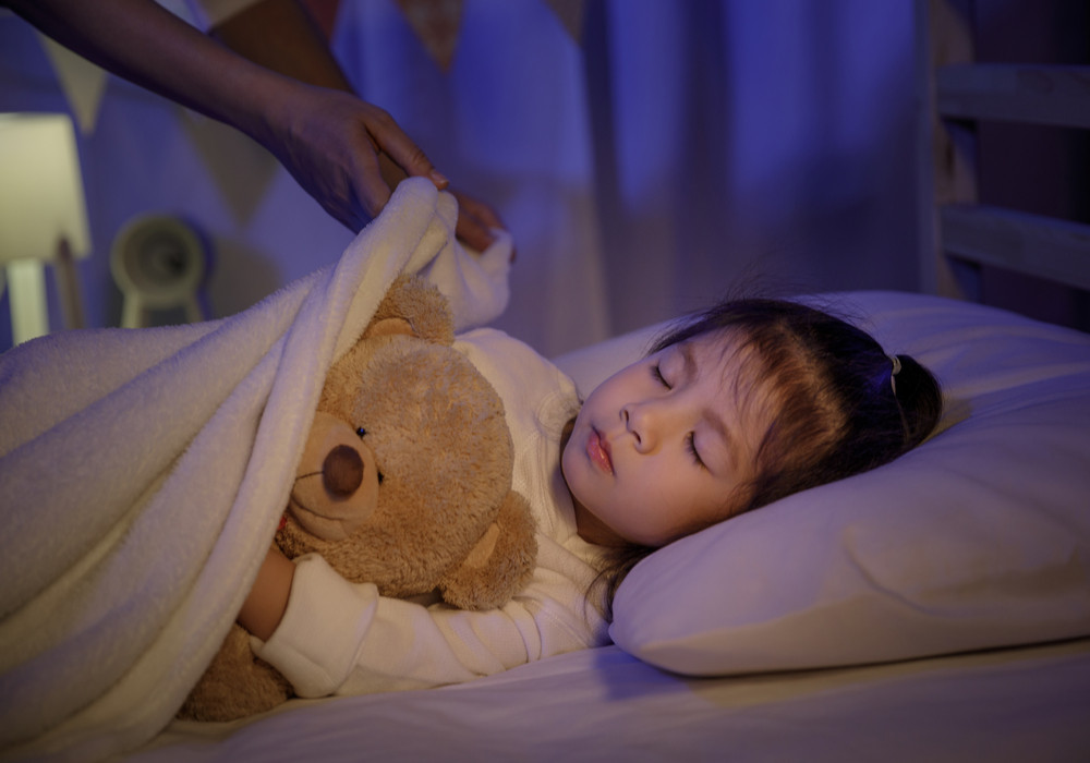 Si Kecil Susah Tidur? Simak Cara Agar Anak Tidur Nyenyak Berikut Ini!